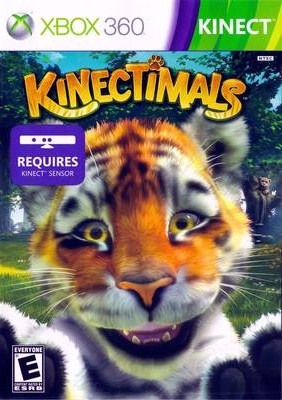 Kinectimals on X360 - Gamewise