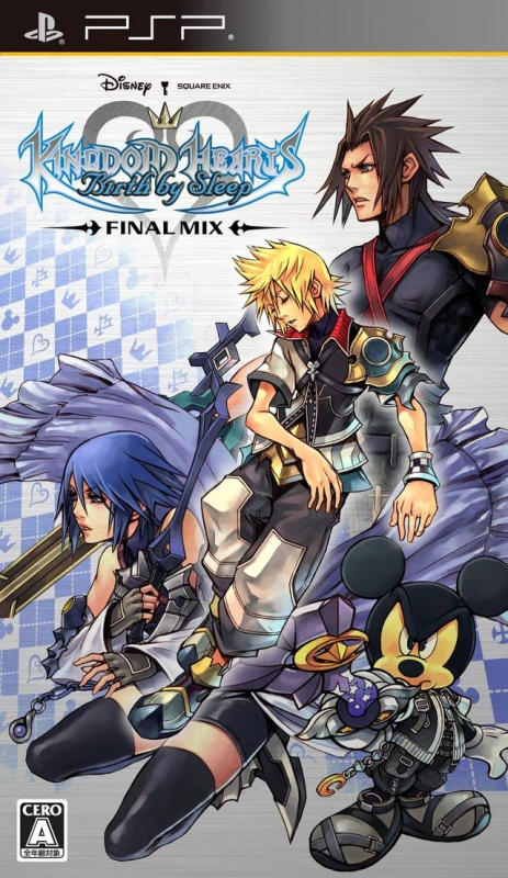 Kingdom Hearts: Birth by Sleep - Final Mix [Gamewise]