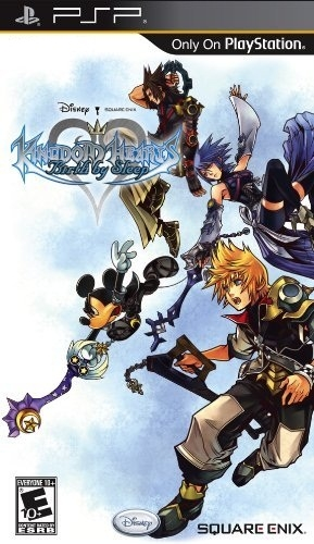 Kingdom Hearts: Birth by Sleep on PSP - Gamewise