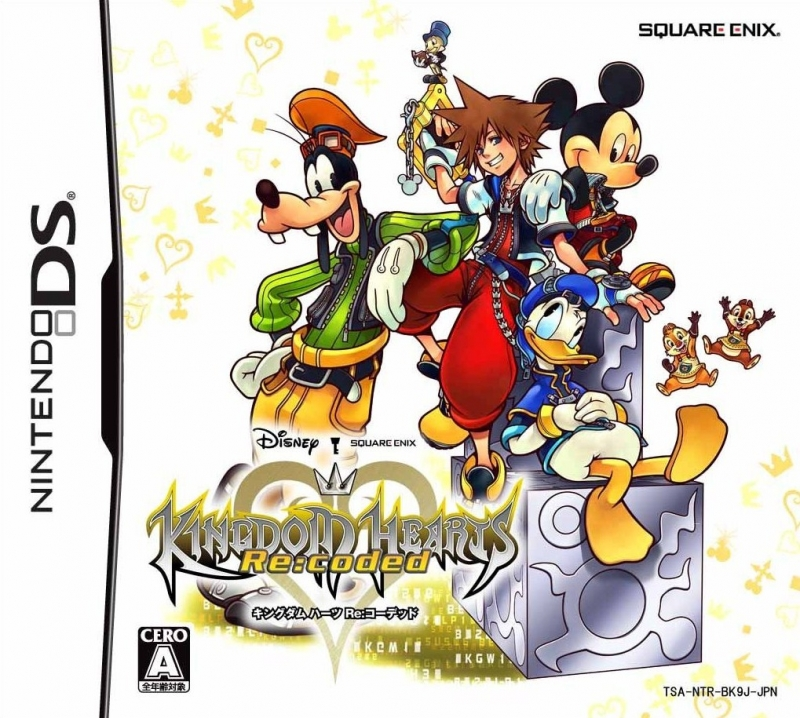 Kingdom Hearts Re:coded [Gamewise]