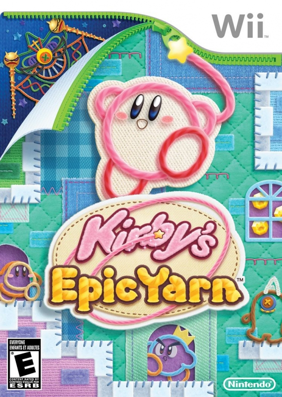 Kirby's Epic Yarn on Wii - Gamewise