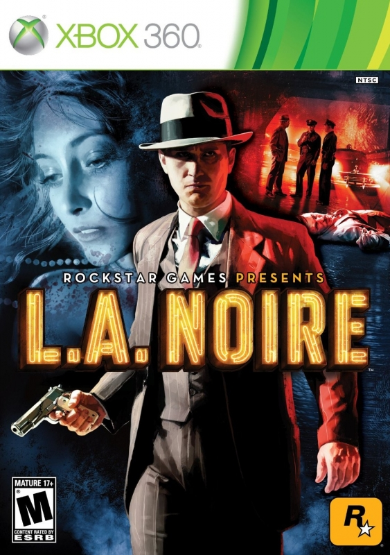 L.A. Noire for X360 Walkthrough, FAQs and Guide on Gamewise.co