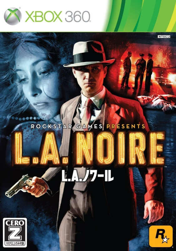 L.A. Noire on X360 - Gamewise