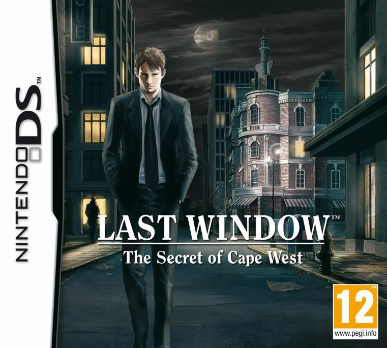 Last Window: The Secret of Cape West on DS - Gamewise