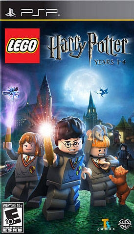 LEGO Harry Potter: Years 1-4 [Gamewise]