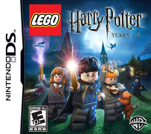 LEGO Harry Potter: Years 1-4 on DS - Gamewise