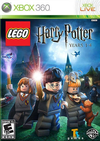 LEGO Harry Potter: Years 1-4 for X360 Walkthrough, FAQs and Guide on Gamewise.co