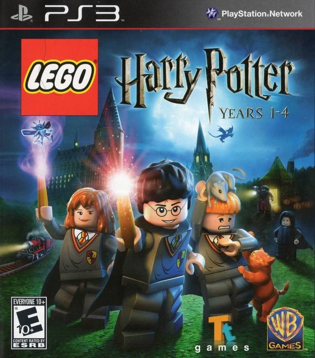 Gamewise LEGO Harry Potter: Years 1-4 Wiki Guide, Walkthrough and Cheats