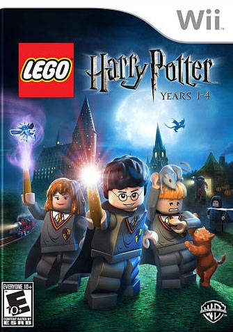 LEGO Harry Potter: Years 1-4 Wiki - Gamewise