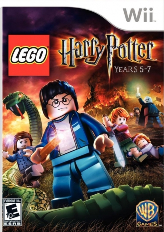 LEGO Harry Potter: Years 5-7 on Wii - Gamewise