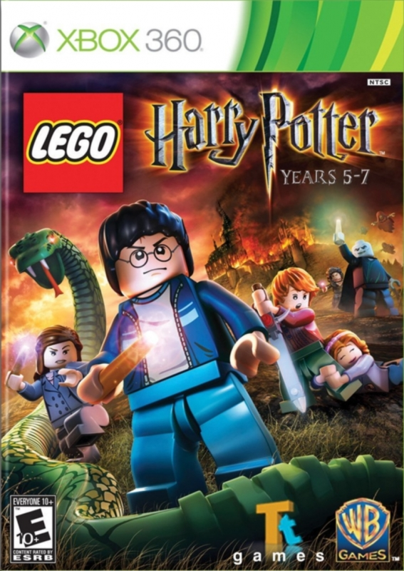 LEGO Harry Potter: Years 5-7 for X360 Walkthrough, FAQs and Guide on Gamewise.co
