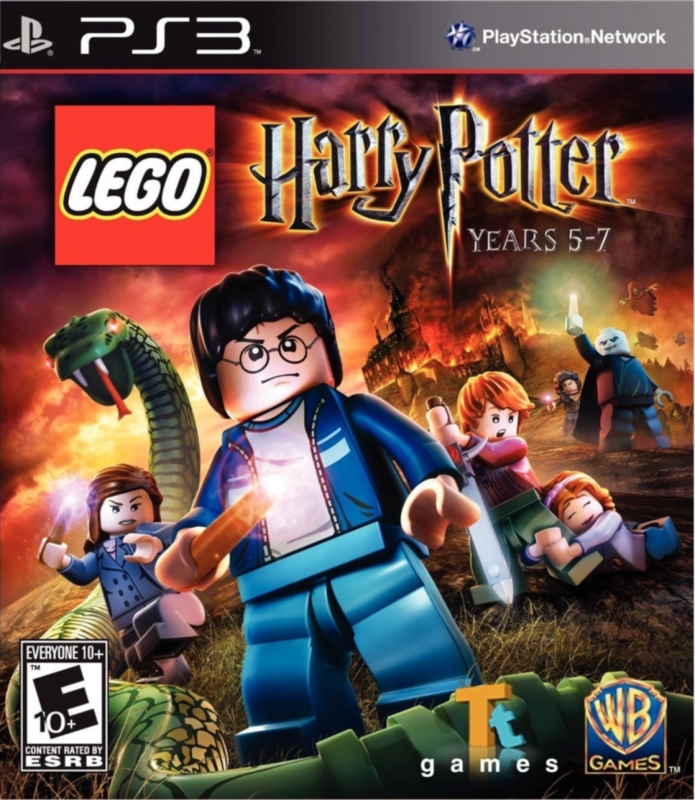 LEGO Harry Potter: Years 5-7 for PS3 Walkthrough, FAQs and Guide on Gamewise.co