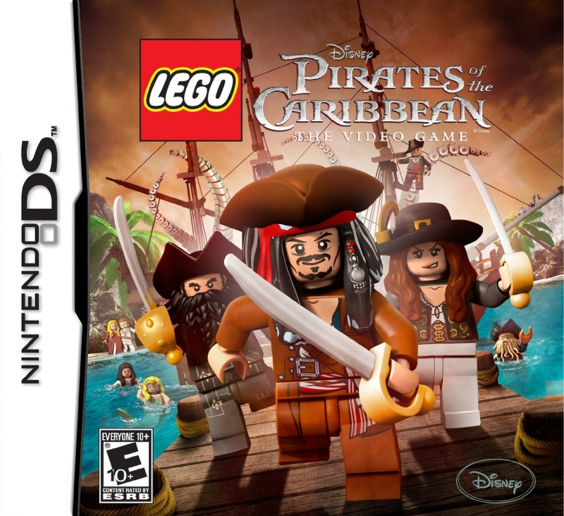 LEGO Pirates of the Caribbean: The Video Game on DS - Gamewise