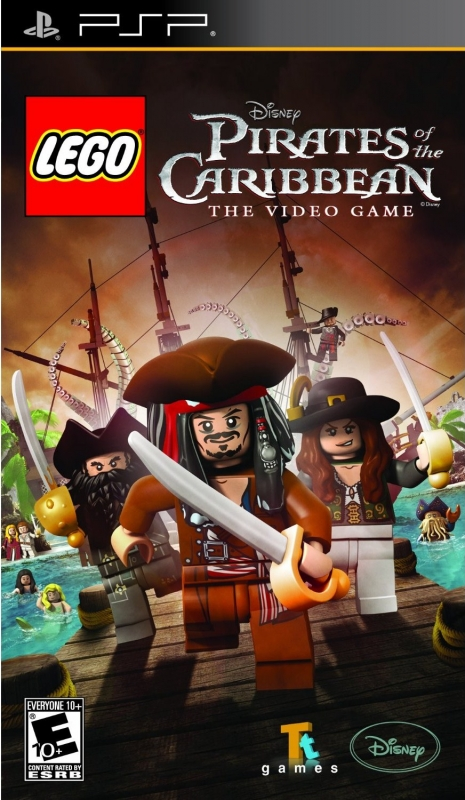 LEGO Pirates of the Caribbean: The Video Game Wiki on Gamewise.co