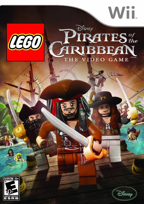 Gamewise LEGO Pirates of the Caribbean: The Video Game Wiki Guide, Walkthrough and Cheats