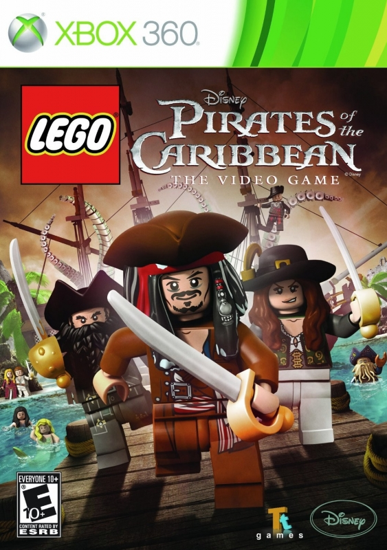 LEGO Pirates of the Caribbean: The Video Game on X360 - Gamewise