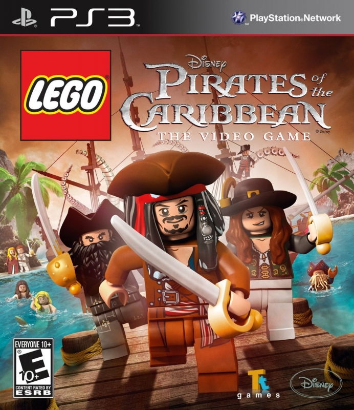 LEGO Pirates of the Caribbean: The Video Game for PS3 Walkthrough, FAQs and Guide on Gamewise.co
