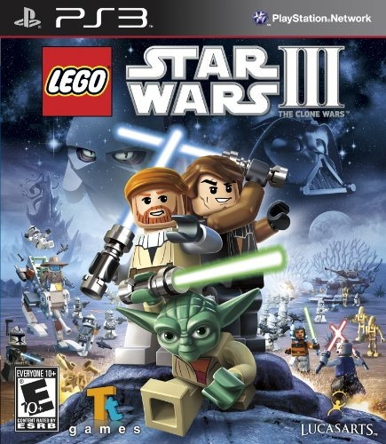 LEGO Star Wars III: The Clone Wars on PS3 - Gamewise