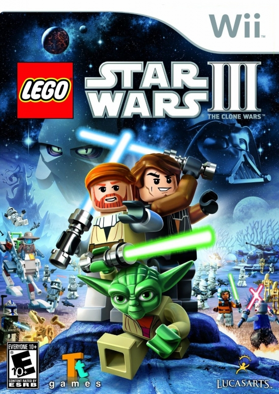 LEGO Star Wars III: The Clone Wars [Gamewise]