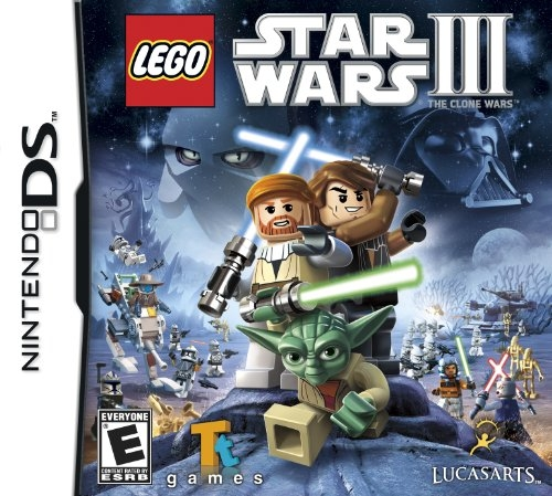 LEGO Star Wars III: The Clone Wars on DS - Gamewise