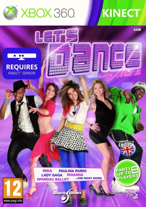 Let's Dance with Mel B Wiki | Gamewise