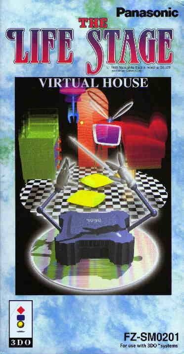 Life Stage: The Virtual House for 3DO Interactive