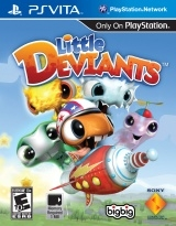 Little Deviants for PSV Walkthrough, FAQs and Guide on Gamewise.co