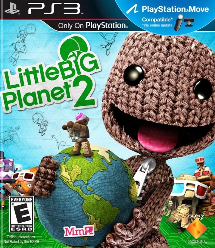 LittleBigPlanet 2 for PS3 Walkthrough, FAQs and Guide on Gamewise.co