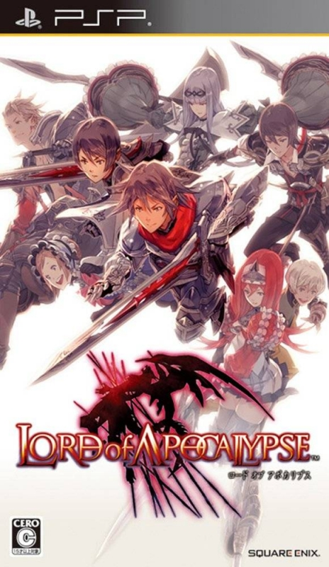 Lord of Apocalypse on PSP - Gamewise