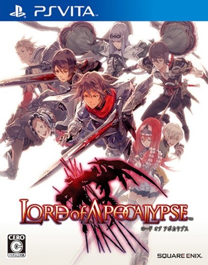 Lord of Apocalypse on PSV - Gamewise