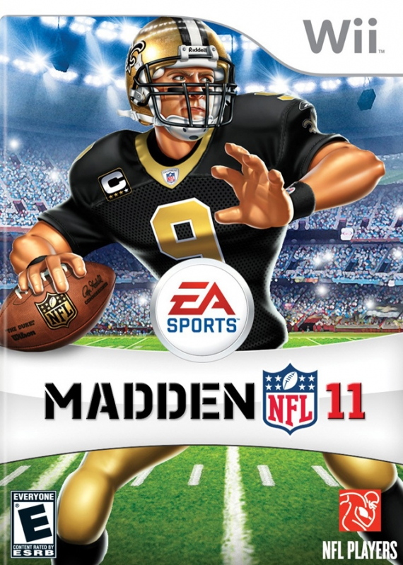 Madden NFL 11 on Wii - Gamewise