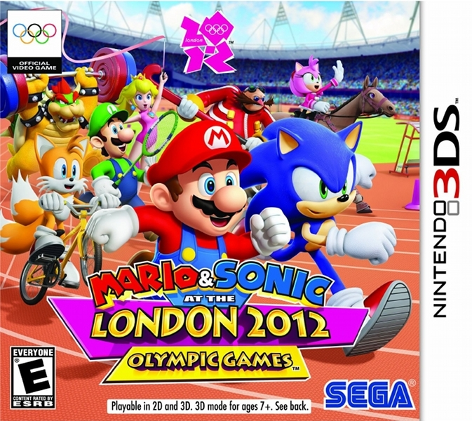 Mario & Sonic at the London 2012 Olympic Games on 3DS - Gamewise