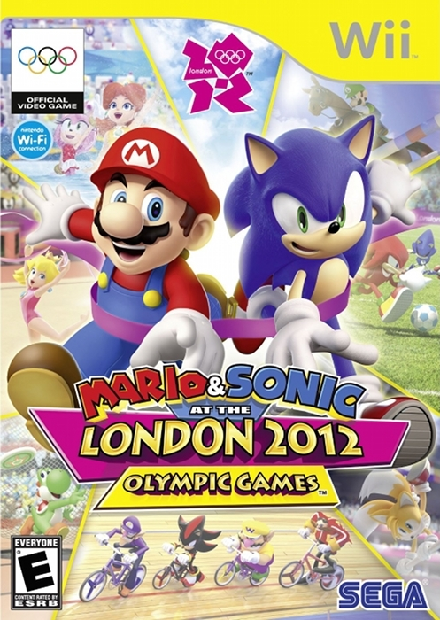 Mario & Sonic at the London 2012 Olympic Games Wiki on Gamewise.co