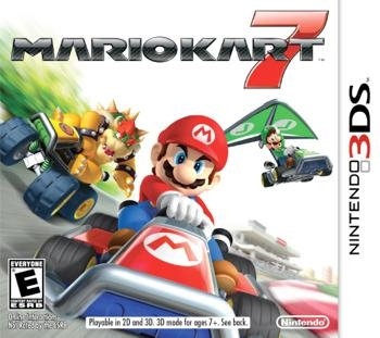 Mario Kart on 3DS - Gamewise