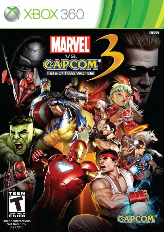 Marvel vs. Capcom 3: Fate of Two Worlds for X360 Walkthrough, FAQs and Guide on Gamewise.co