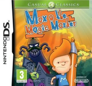 Max & the Magic Marker for DS Walkthrough, FAQs and Guide on Gamewise.co