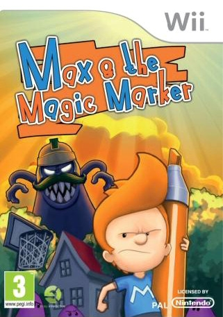 Max & the Magic Marker for Wii Walkthrough, FAQs and Guide on Gamewise.co