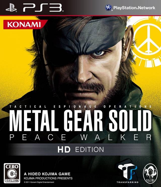 Metal Gear Solid: Peace Walker HD Edition | Gamewise