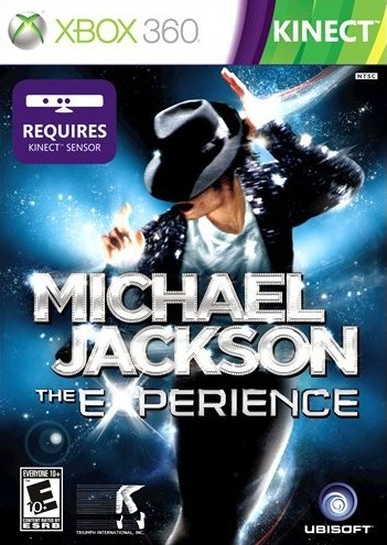 Michael Jackson The Game Release Date - X360