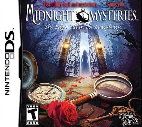 Midnight Mysteries: The Edgar Allan Poe Conspiracy [Gamewise]