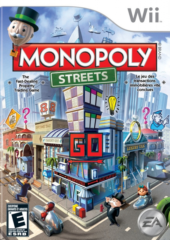 Monopoly Streets on Wii - Gamewise