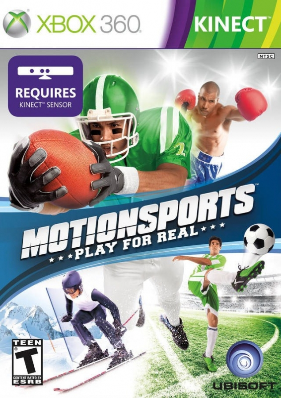 MotionSports on X360 - Gamewise