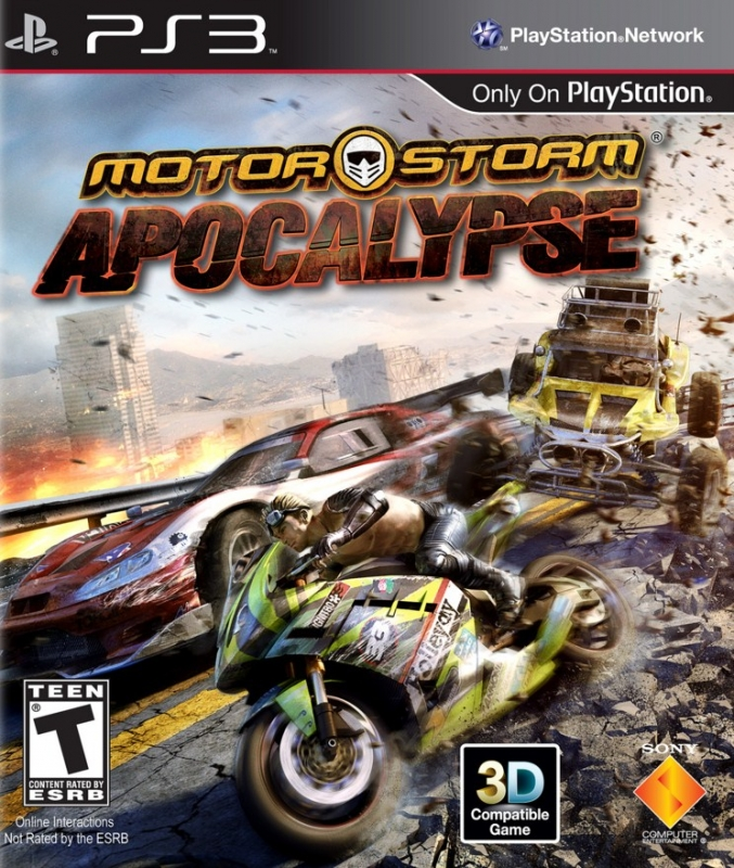 MotorStorm: Apocalypse for PS3 Walkthrough, FAQs and Guide on Gamewise.co