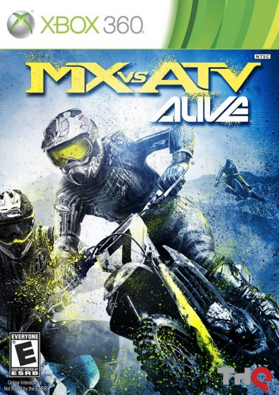 MX vs. ATV: Alive on X360 - Gamewise