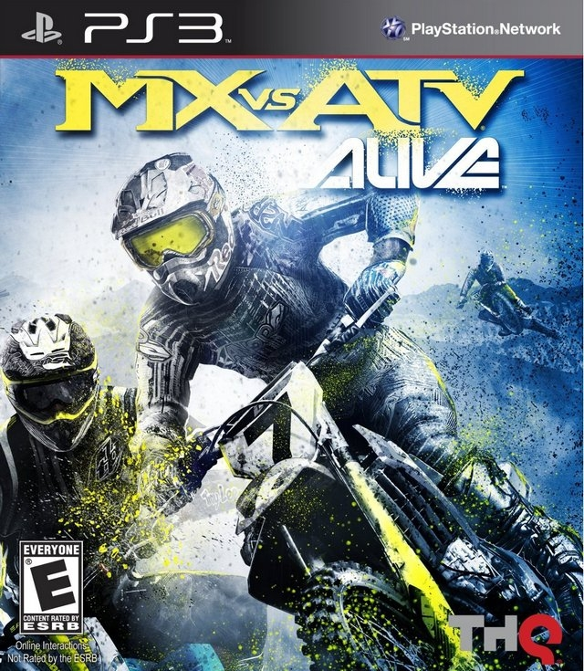 MX vs. ATV: Alive on PS3 - Gamewise