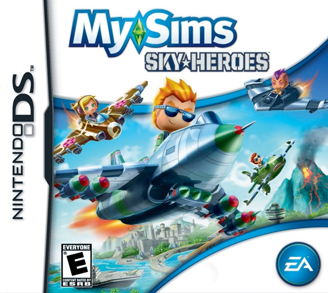 MySims SkyHeroes for DS Walkthrough, FAQs and Guide on Gamewise.co