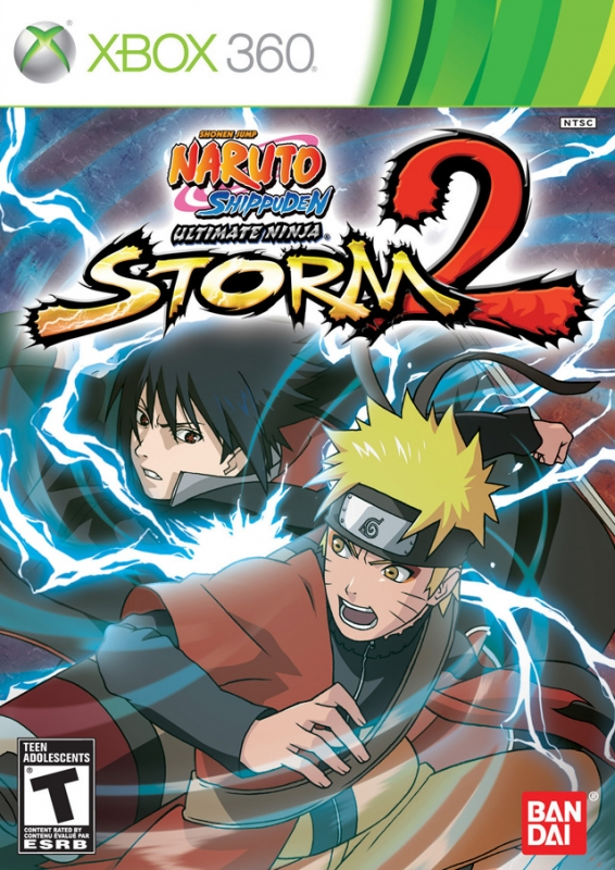 Naruto Shippuden: Ultimate Ninja Storm 2 on X360 - Gamewise