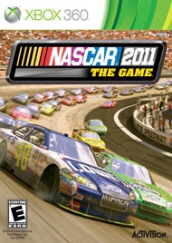 NASCAR 2011: The Game on X360 - Gamewise