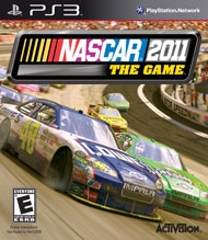 NASCAR 2011: The Game on PS3 - Gamewise