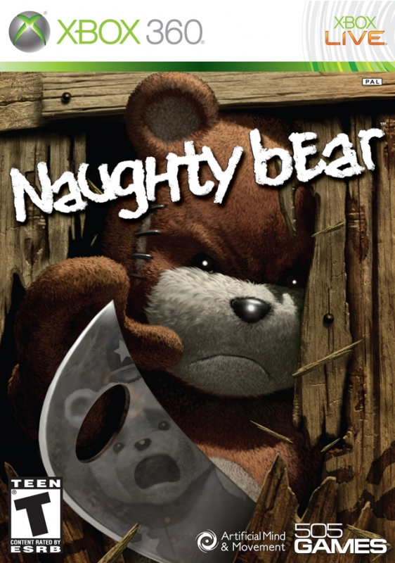 Naughty Bear Wiki - Gamewise